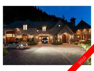 Howe Sound Waterfront Home! for sale:  4 bedroom 6 sq.ft. (Listed 2011-07-04)