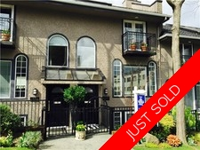 Kitsilano Townhouse for sale:  2 bedroom 1,692 sq.ft. (Listed 2015-05-01)