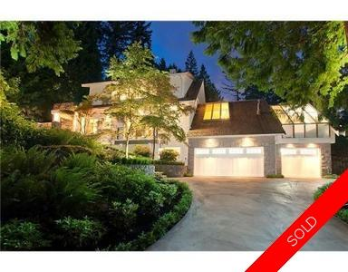 West Vancouver House for sale:  4 bedroom  (Listed 2013-09-09)